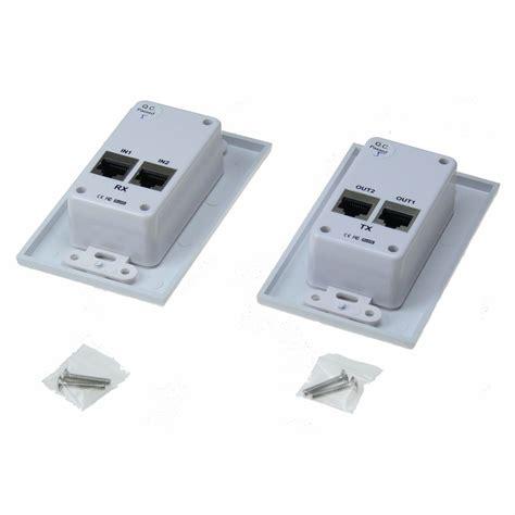 30 meters to feet ntw hdmi and ir wallplate signal extender up to 30 meters