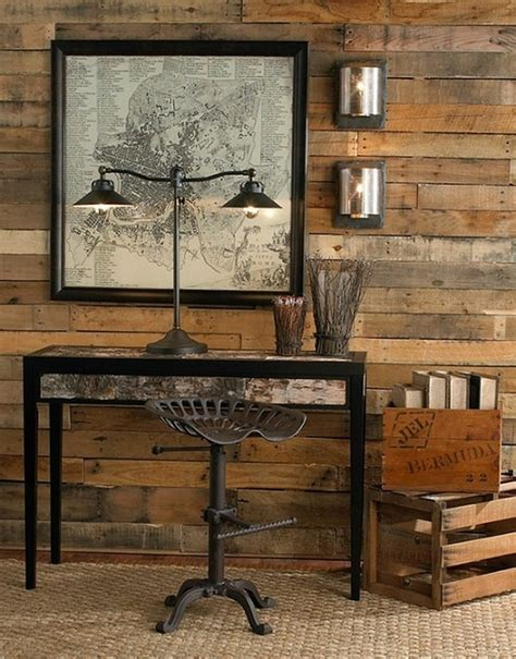 rustic texture furniture room decorating ideas home