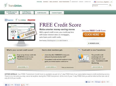 Background Check Credit Score Information About Transunion Credit Report Credit Scores Credit Checks