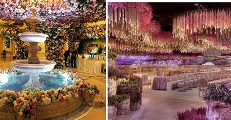 most luxurious wedding venues in the world world s most expensive wedding inside 1 billion