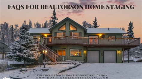 faqs  realtors  home staging northern lights home