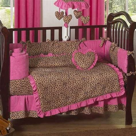 Cheetah Print Baby Crib Set by Decoraci 243 N Cuarto De Tu Beb 233 Con Las Mejores