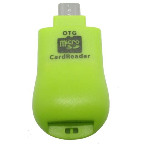 Otg Smart otg smart card reader connection kit muo 09 green jakartanotebook