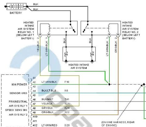 1997 dodge ram 2500 wiring diagram 28 images dodge