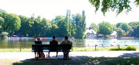 Englischer Garten München Kleinhesseloher See by Seen Und Badeseen In M 252 Nchen Das Offizielle Stadtportal