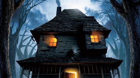 monster house com 2 monster house hd wallpapers background images