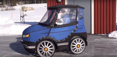 photos of cars and bikes innovative swedish cyclist designed an all weather bike