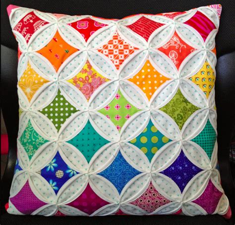 How To Do Cathedral Window Patchwork - cathedral window quilt pattern free
