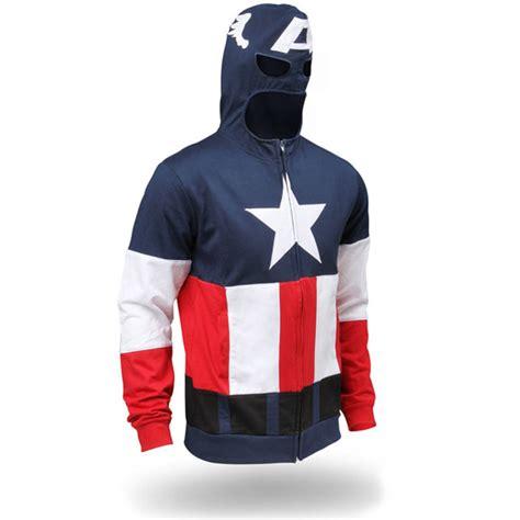 Hoodie Anak Anak Captain America captain america hoodie