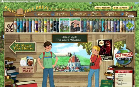 magic tree house games tech coach magic tree house