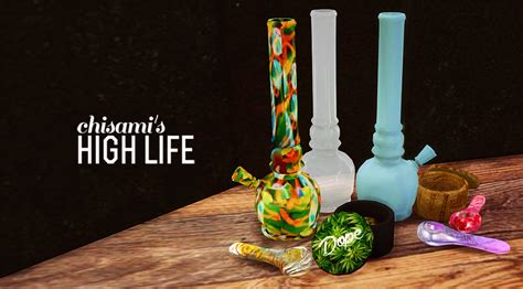 a3ru various drug clutter sims 4 downloads my sims 4 blog chisami s high life set