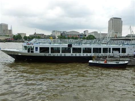 thames river cruise dinner reviews harmony at the embankment pier london picture of