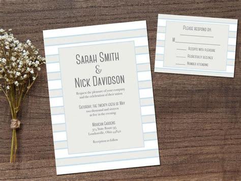 wedding invitations printable wedding invitations - Digital Wedding Invitations Free