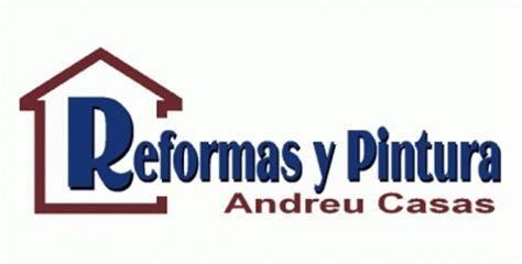 reformas  pintura andreu casas empresa de reformas integrales parciales  completas