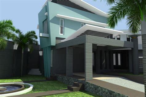 cat  bagus  interior rumah minimalis modern