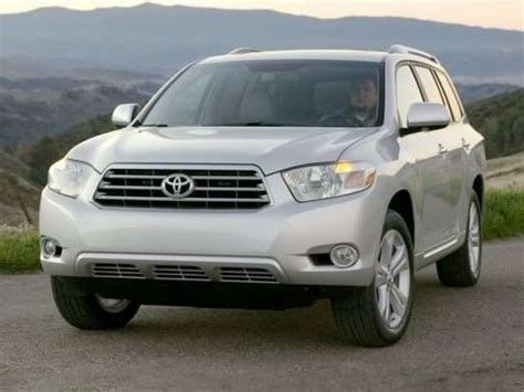 Toyota Built In Usa 2010 Highlander Gives Toyota 11 Models Built In