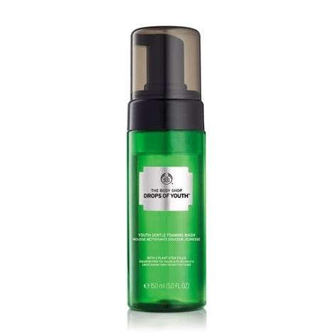 The Shop Drops Of Youth Youth skincare drops of youth youth gentle foaming wash the