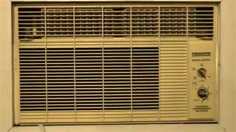 fedders window air conditioner model a6q10f2a fedders 5000 btu air conditioner