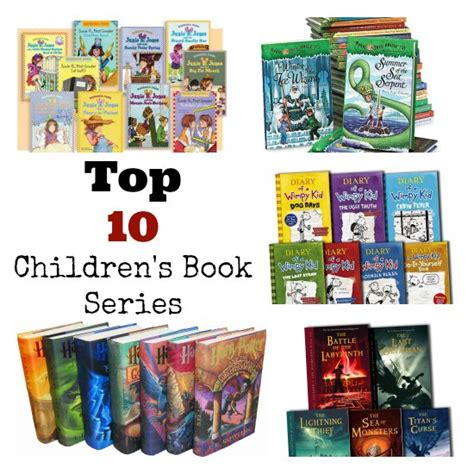 best book series series of children s books