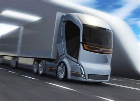 2020 Volvo Truck by грузовик 2020 года глазами Volvo Trucks