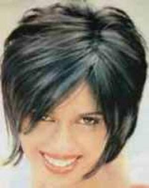 flattering haircut for double chin flattering hairstyles for double chin s haircuts round