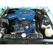 Frost Turquoise 1967 Ford Mustang GT Convertible
