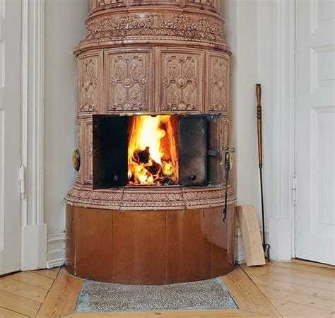 swedish fireplace the beauty of swedish fireplaces