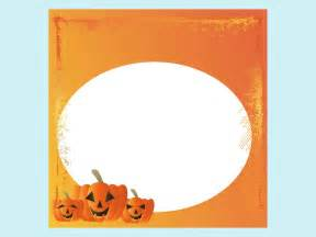 Halloween Card Templates Free Blank Halloween Invitation Viewing Gallery
