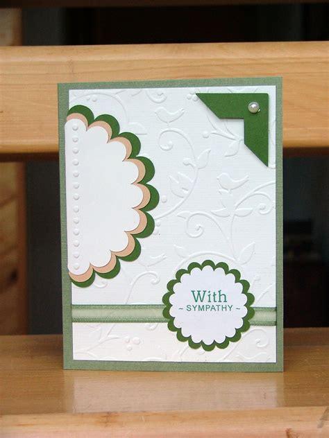 sympathy cards to make sympathy card diy cards