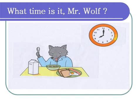 Whats The Time Mr Wolf Ebooke Book what time is it mr wolf efl classroom 2 0