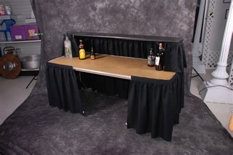 Table Top Bar by Table Top Bar 6 United Rental Of Ma