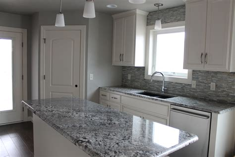 white cabinets with granite black and white cabinets gray granite back splash for