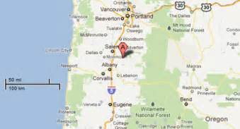 sublimity oregon map sighting reports 2011