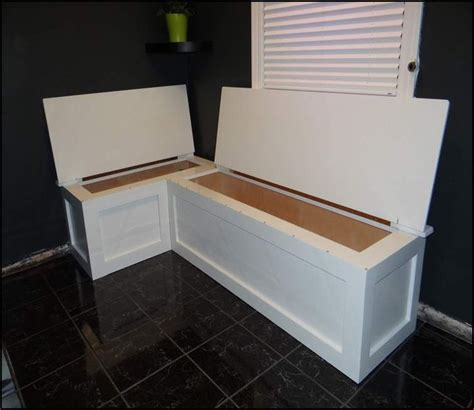 l shaped bench with storage 1000 images about bench seating on pinterest window