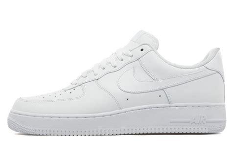 Nike Airforce One Putih Pink nike air 1 low blanc jd