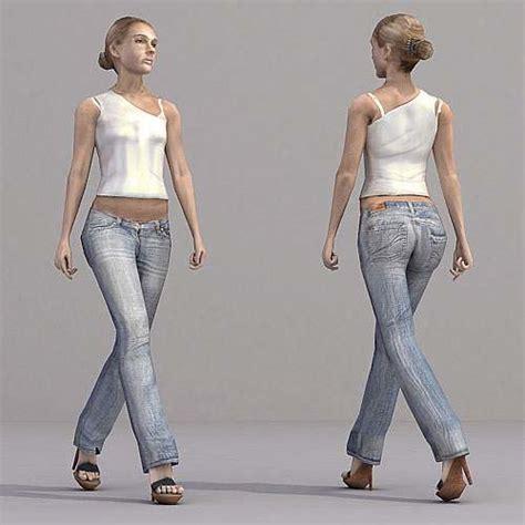 3d modeling 3d model humans 14 3d models store 3dsmax vray