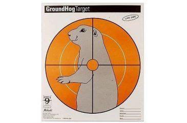 printable groundhog targets hoppe s 9 ground hog paper target ct2 ct2 hoppe s 9 targets