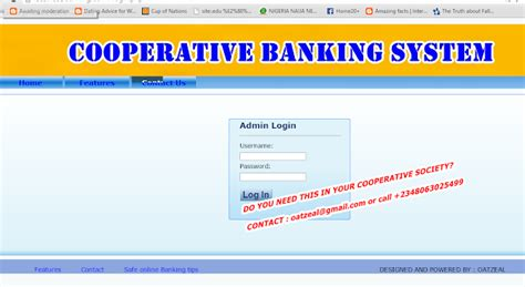 coop login bank are you in any cooperative all members can now