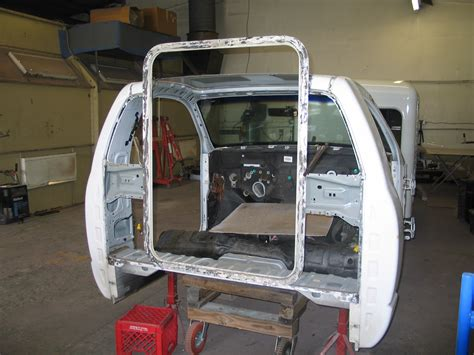 Custom Sleeper Cabs by Custom Truck Fabrication