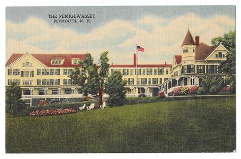 plymouth house nh plymouth nh hotel pemigewasset house vintage linen