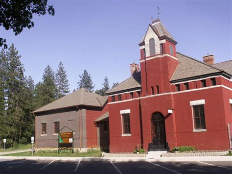 Kootenai County Arrest Records Kootenai County Museum Visit Idaho