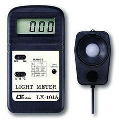 Lutron Lx 101as Digital Meter Light Meter Lx101as Alat Ukur Cahaya sars lab product