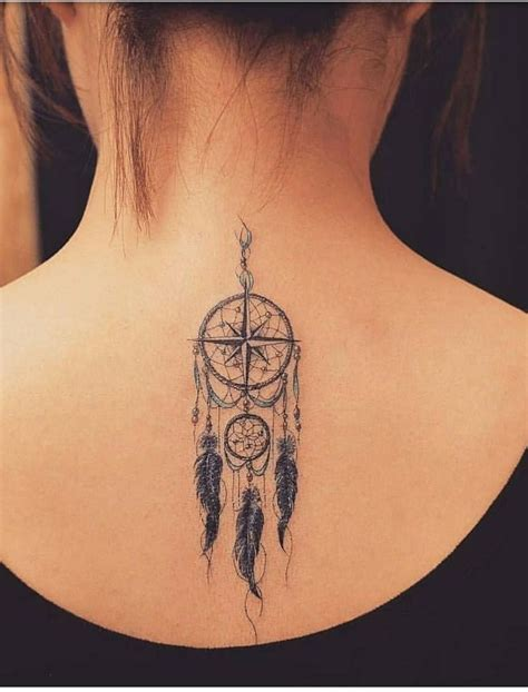 girly dreamcatcher tattoo designs best 25 dreamcatcher tattoos ideas on