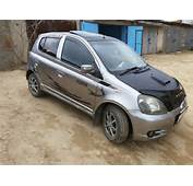 Toyota Vitz Rs 2001  Reviews Prices Ratings With