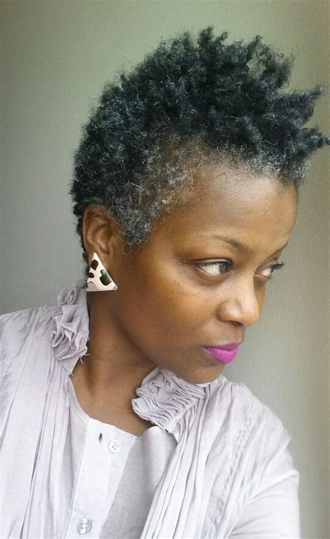 Salt And Pepper Hair Style For Black Hair by Salt Pepper Hair Styles Hairstyles Salt And Pepper Hair