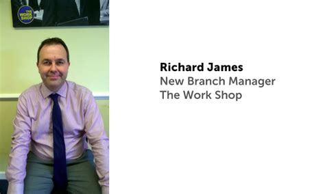 Richards New Manor Manager by New Branch Manager For The Work Shop