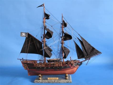 sail boat zelda wholesale wooden caribbean pirate ship model limited 26in