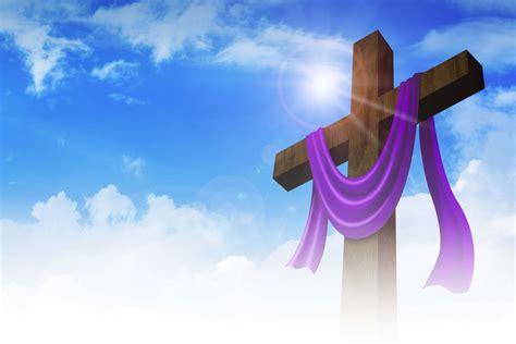 cross with purple drape ash wednesday service planned at bethel u m church news