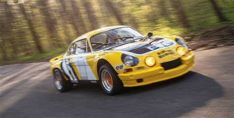 renault rally 2016 rm monaco 2016 1965 alpine renault a110 in group 4 rally