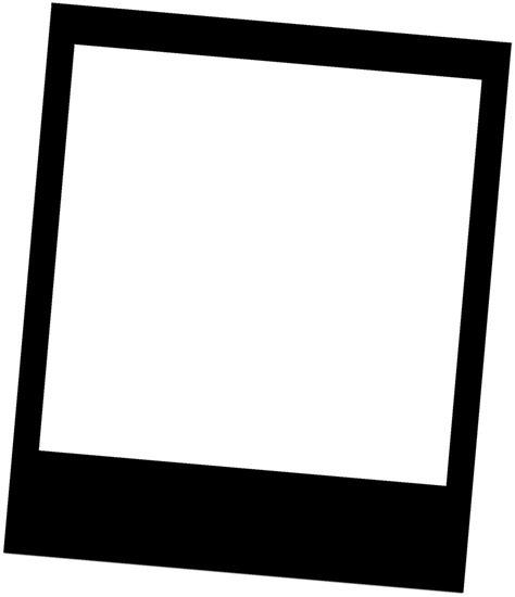 black polaroid picmonkey black polaroid frame on white template flickr